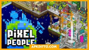 Pixel People MOD APK Download