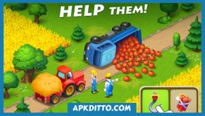 township mod apk unlimited money and cash