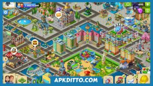 township mod apk all levels unlocked