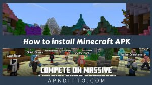 How to install Minecraft APK