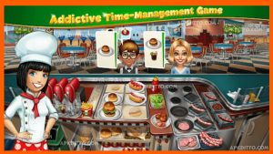 cooking fever mod apk download