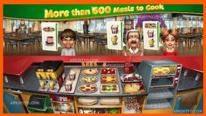 cooking fever mod apk latest version download