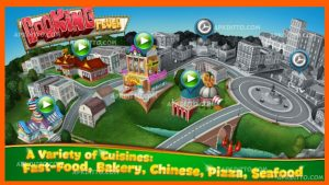 cooking fever mod apk unlock all level