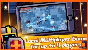 soul knight mod apk unlimited energy and money