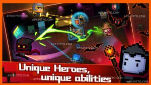 soul knight mod apk unlimited health and energy
